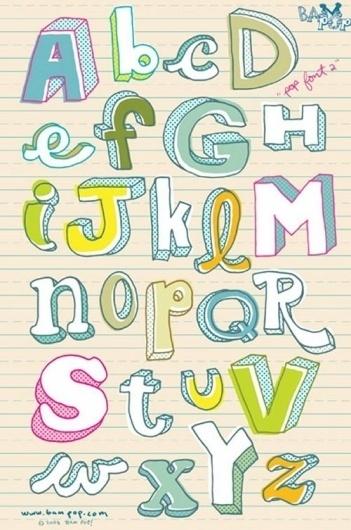 Beautiful Hand Drawn Typography - Smashing Magazine | Smashing Magazine #font #drawn #handwritten #type #hand #typography