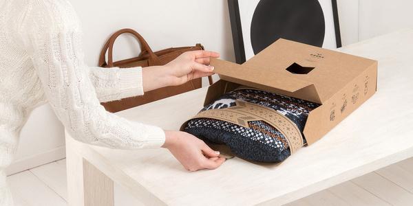 Deerz #deer #packaging #design #graphic #sweater