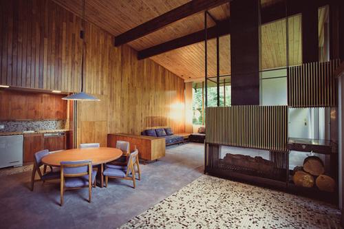 Architecture #design #interiors #home #wood #architecture