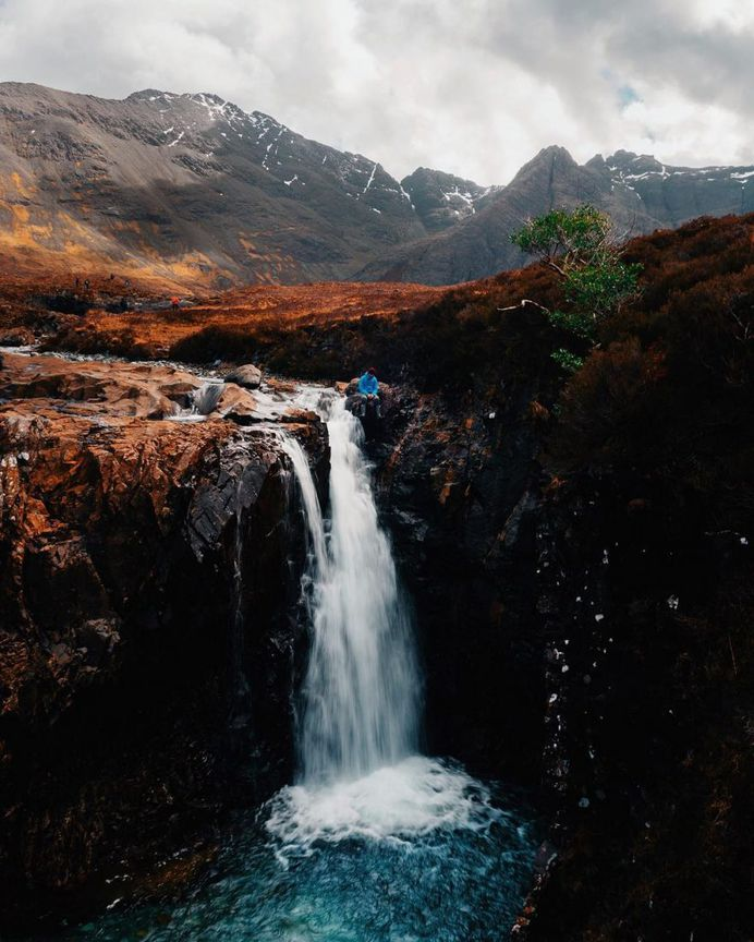#lovescotland: Beautiful Landscape Photography by Alistair Horne