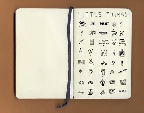 Jillian Fisher // Illustrations & Things #ink #black #sketchbook #illustration #pen #drawing #sketch