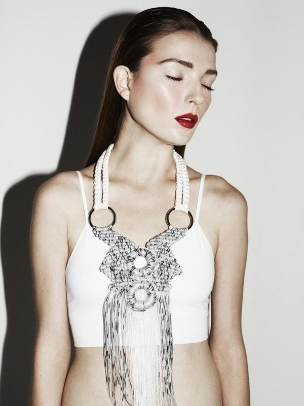 Eleanor Amoroso spring/summer 2013 #fashion #design