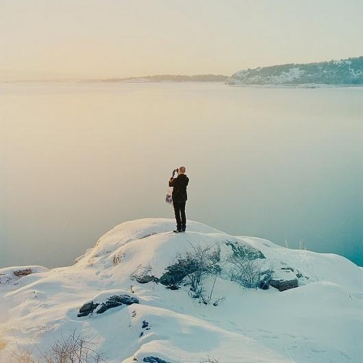Sannah Kvist | Art Sponge #format #snow #landscape #portrait #photography #square #kvist #sannah