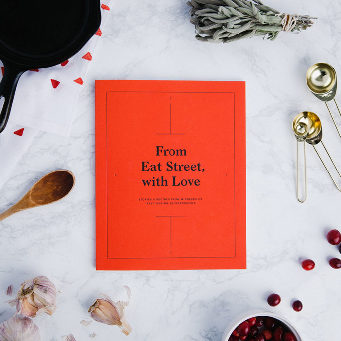 From Eat Street, with Love Self-promotion