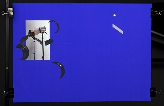 Julien Simshäuser #blue #rgb