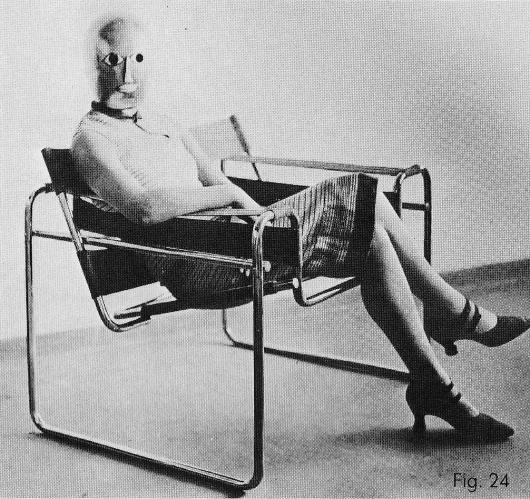 http://img545.imageshack.us/img545/9498/chairi.jpg #fig #chairi #girl #robot #head #wood #rietveld #chrie #bauhaus