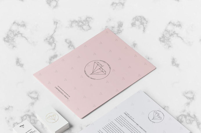 Brand Identity / Manuela Marchetti on Behance TO VIEW THIS AND OTHER PROJECT---> https://goo.gl/ek4FRh