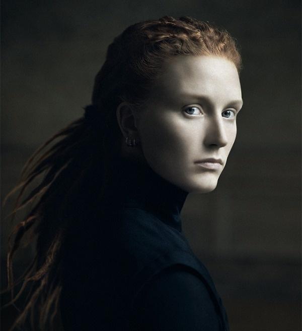 Portrait Photography by Desiree Dolron #inspiration #photography #portrait