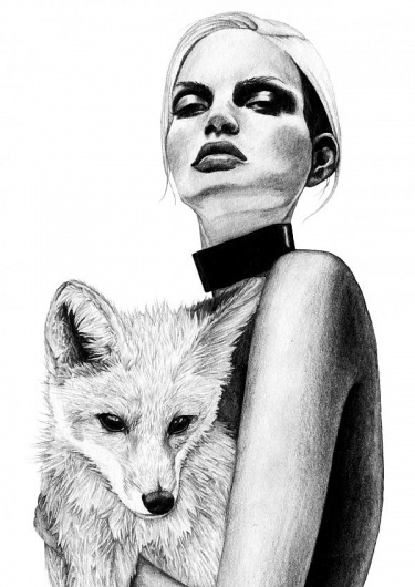 Pencil drawings by Amy Dover | Cuded #drawings #amy #pencil #dover