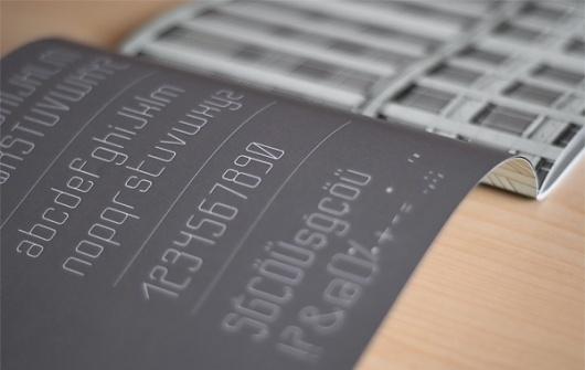 Dunn Typeface on the Behance Network #modular #font #dunn #geometry #typeface