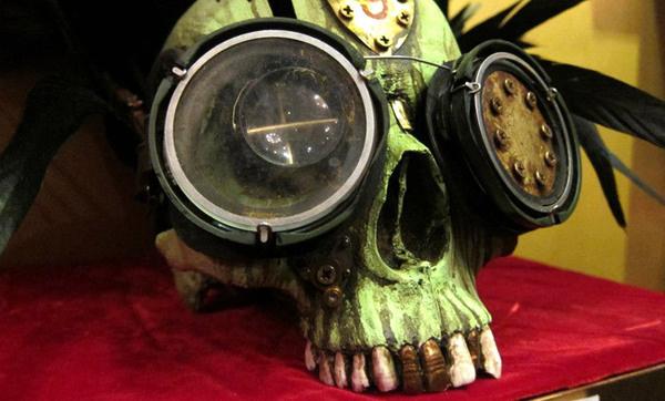 Gallery Spotlight #skull #wonderlandla