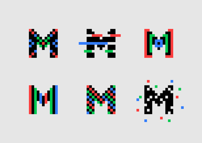 MOSAICOON Restyling brand identity