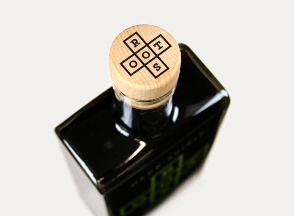 roots_11 #branding #bottle #packaging #bob #studio #roots
