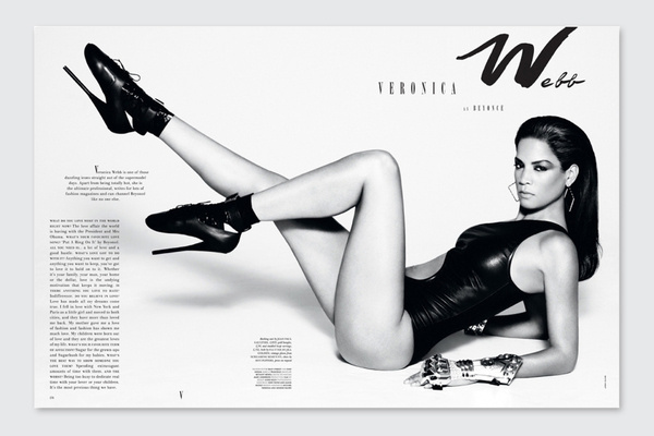 2c.jpg #spread #layout #blackwhite #magazine