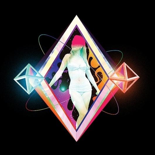 OIT8DOI2™ The Work of Bruno Borges #diamonds #oit8doi2 #girl