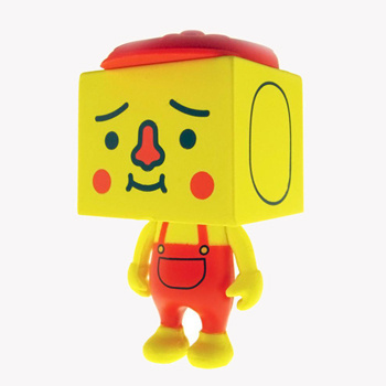 To Fueki 2 Inch   Kidrobot #fueki #kidrobot #vinyl #toy #to