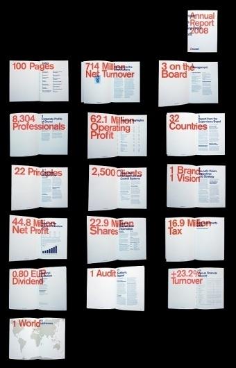 Matthijs van Leeuwen | Brunel Annual Report '08 #print #design #layout #typography