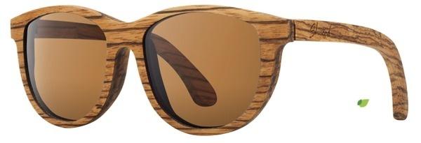 Shwood | Neskowin | Zebrawood | Wooden Sunglasses #glasses #wooden #zebrawood #neskowin #sunglasses #wood #shwood