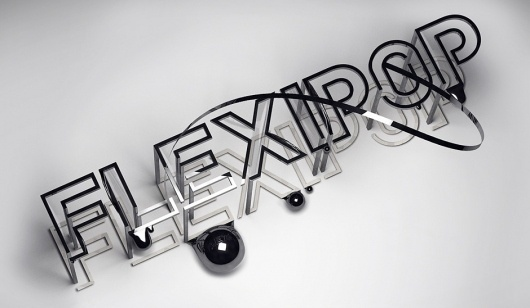 Plasticbionic | Designcollector™ #design #graphic #typography