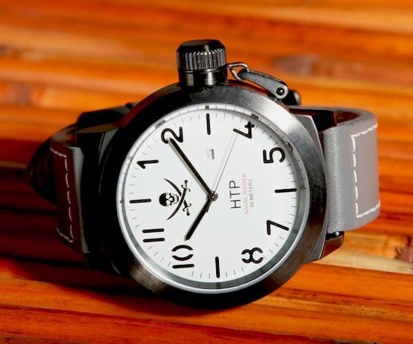 HTP Naval Raider Watch #fancy #mens #gadget #watch