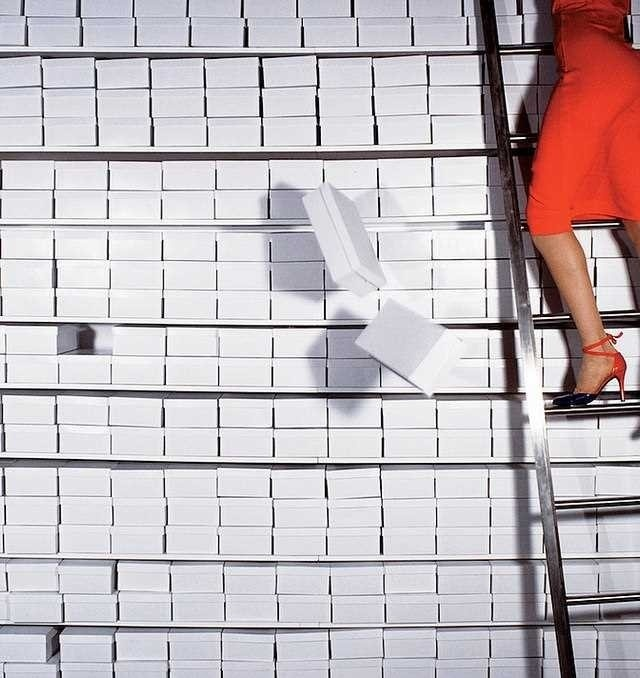 Vintage Fashion Photography by Guy Bourdin #fashion #photography #inspiration