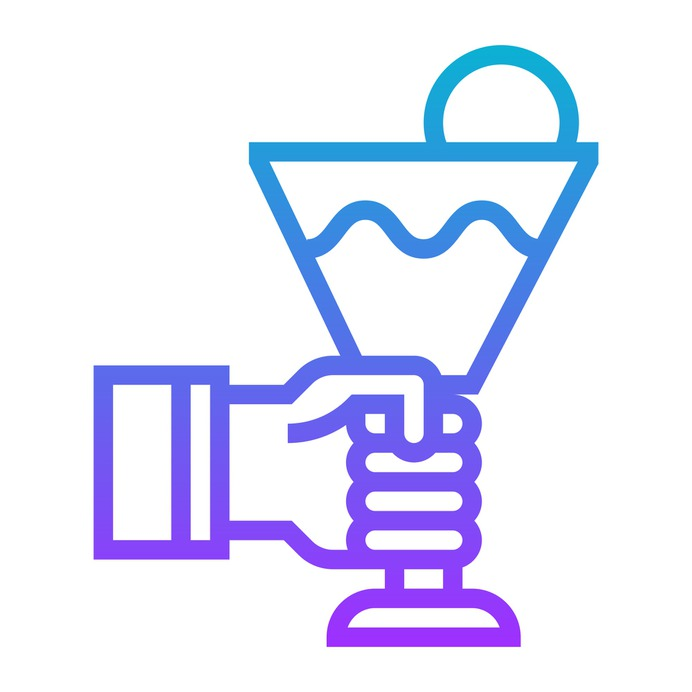 See more icon inspiration related to cocktail, hands and gestures, celebrate, celebration, beverage, alcohol, hand, glass and drink on Flaticon.