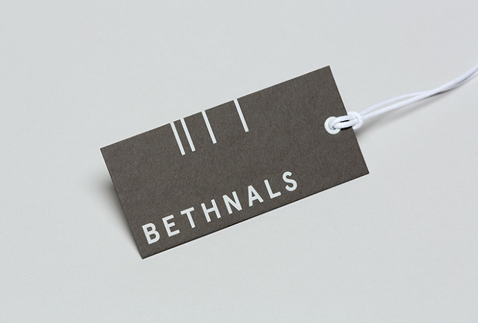 Bethnals by Post #graphic design #label