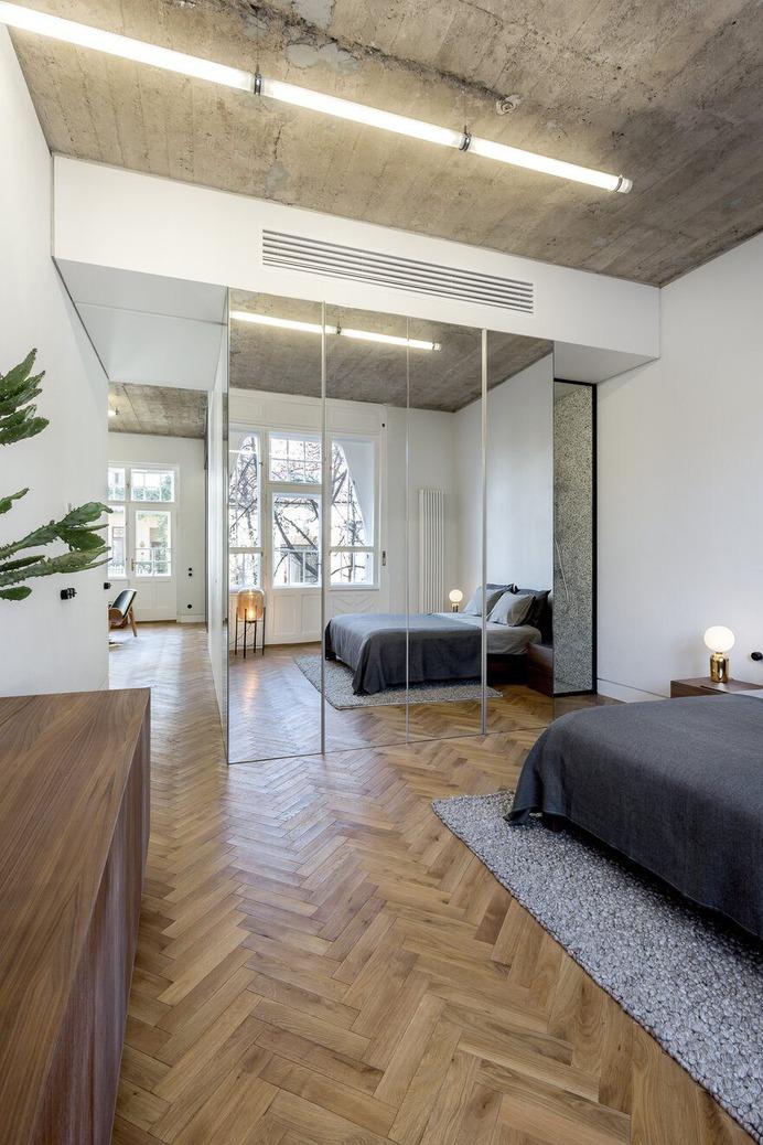 Ertler Apartment in Oradea, Romania / Alexandru Szűz Pop