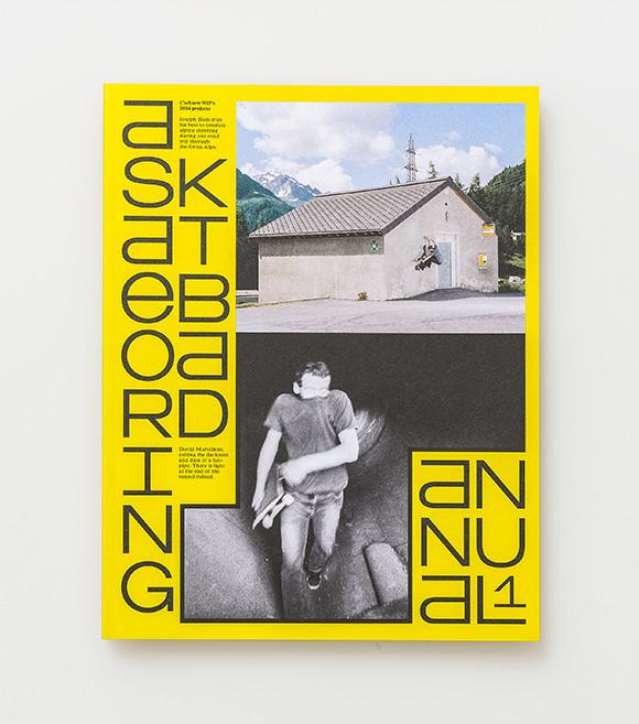 magazine cover typography