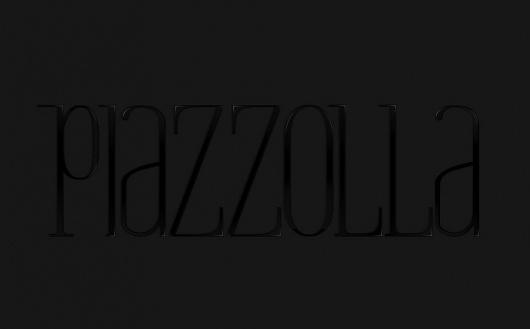 Piazzolla - ignacio fretes #font #design #free #piazzolla #type #tango #typography