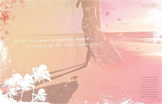 Kevin Reid #design #graphic #resort #atlantis