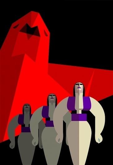 2011 NVA Winner: Lazar Bodroža — Imprint-The Online Community for Graphic Designers #propaganda #vector #lazar #design #illustration #poster #bodroza