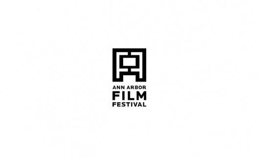 Ann Arbor Film Festival | Identity Designed #festival #arbor #ann #film #logo