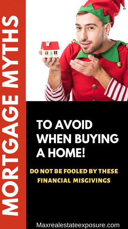 Mortgage Myths When Purchasing a Home