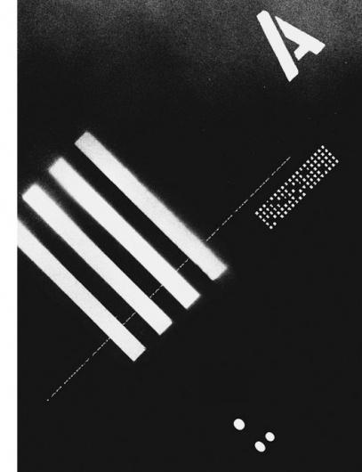 triborodesign | triboro leftovers #white #design #black #texture #and #spray