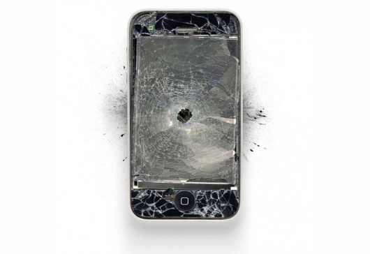 Apple   SLAMXHYPE #iphone #photography #damage