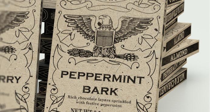 #branding #packagedesign #typography #vintage