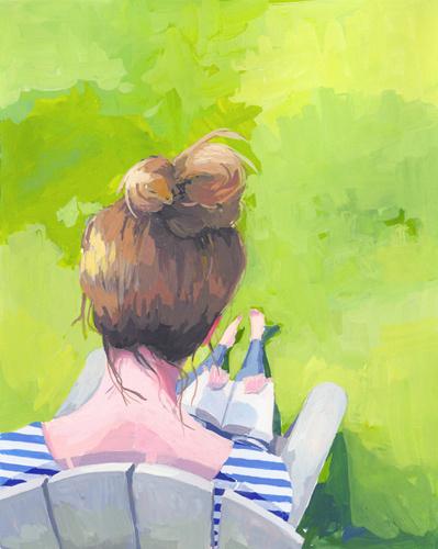 Elizabeth Mayville   PICDIT #painting #art