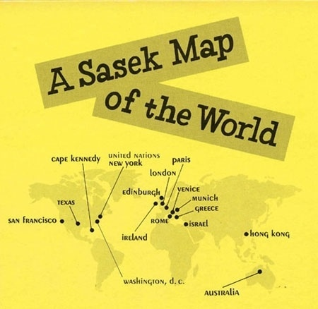 Bibliography > This is M. Sasek #world #vintage #map