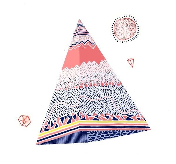 Points, Lines #points #colors