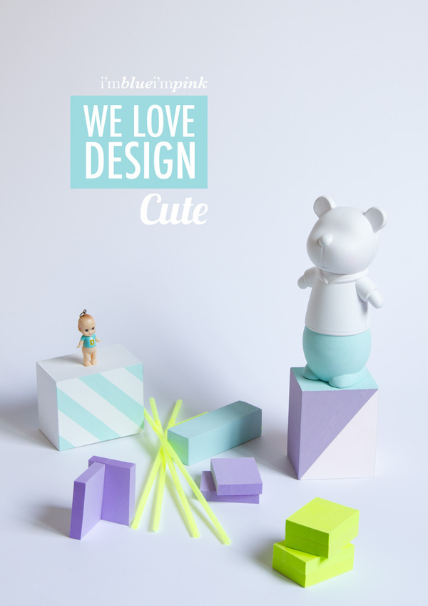 Cute #white #design #minimal #cute #love #kewpie