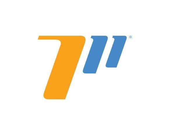7-Eleven Redesign #justin #redesign #eleven #711 #artcenter #seven #logo #justinchen #chen