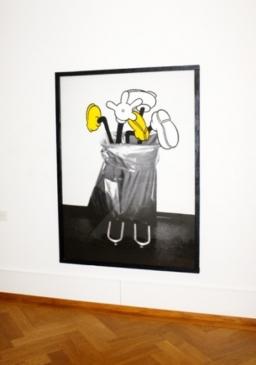 : Linus Bill and the Internet : #illustration #disney #trash