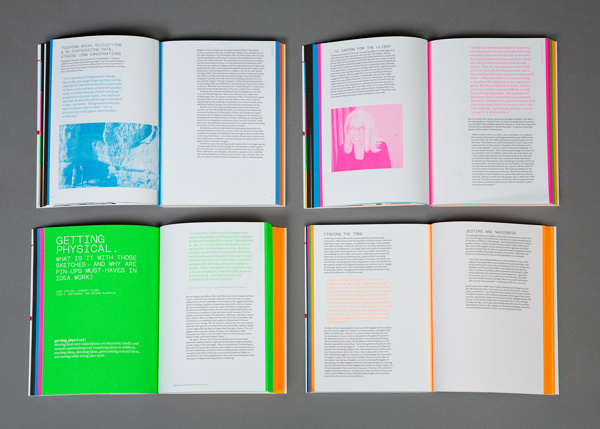 Idea Work on Behance #print #research #editorial