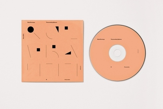 Mark Gowing Design | Packaging | Circa 2011 #packaging #record