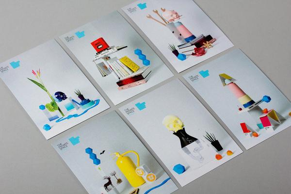 The Private Space Shop Invite (Print, Identity) by Lo Siento Studio, Barcelona #branding