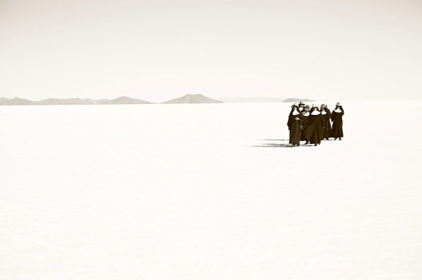 Photo of the Day #surreal #photography #salt #flats