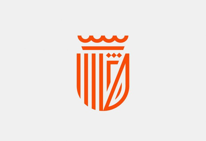 Restyling logo City of Carcaixent