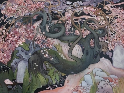 Rick Leong - BOOOOOOOM! - CREATE * INSPIRE * COMMUNITY * ART * DESIGN * MUSIC * FILM * PHOTO * PROJECTS #illustration #painting