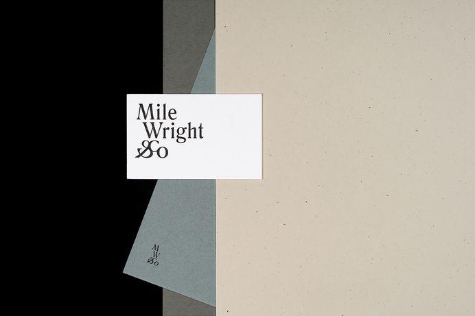 Mile Wright & Co on Behance
